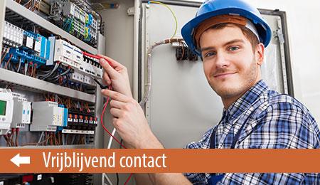 stopcontact elektricien