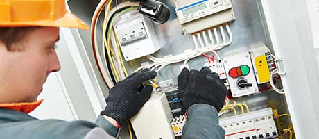 keuren elektrische installatie